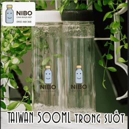Chai-nhua-taiwan-500ml-trong-suot