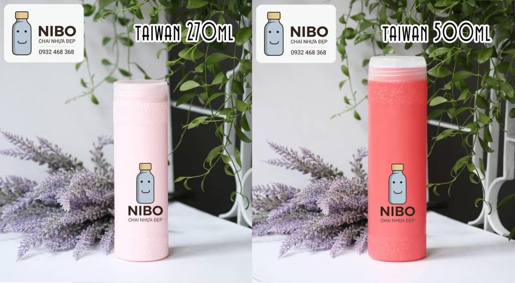 Chai nhựa taiwan của NIBO